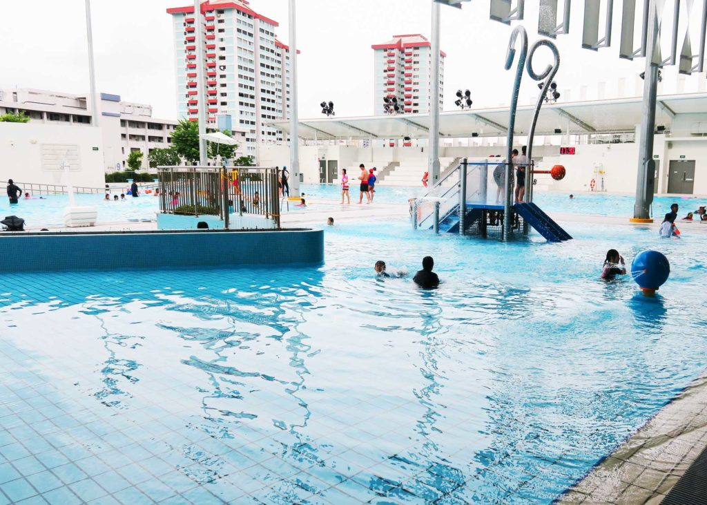bedok swimming complex