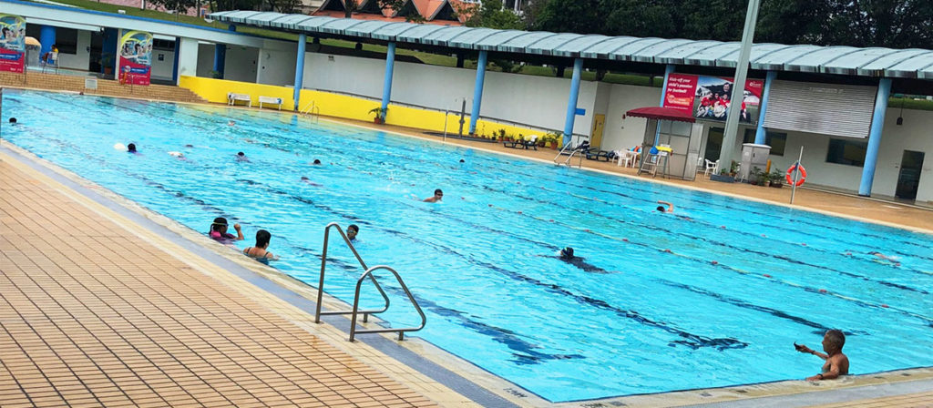 serangoon swimming complex