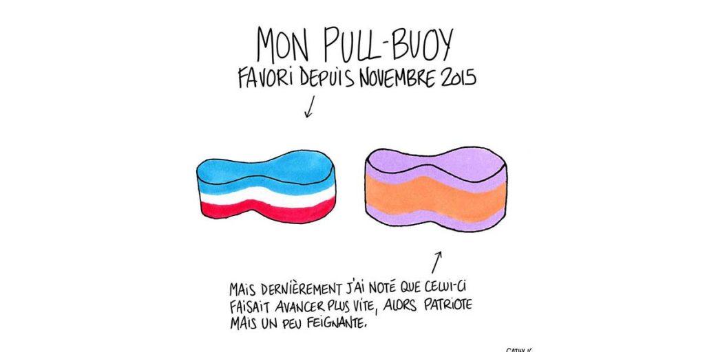 pull buoy